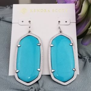 Danielle, Kendra Scott, Turquoise Earrings
